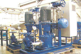 reservoir pressure maintenance plant